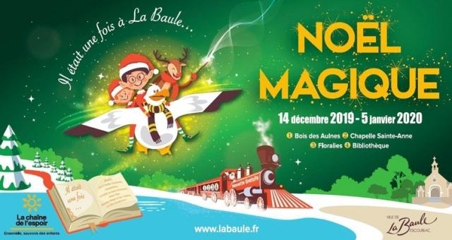 Noel Magique La Baule Noël magique la baule, Culture   Baie de la Baule
