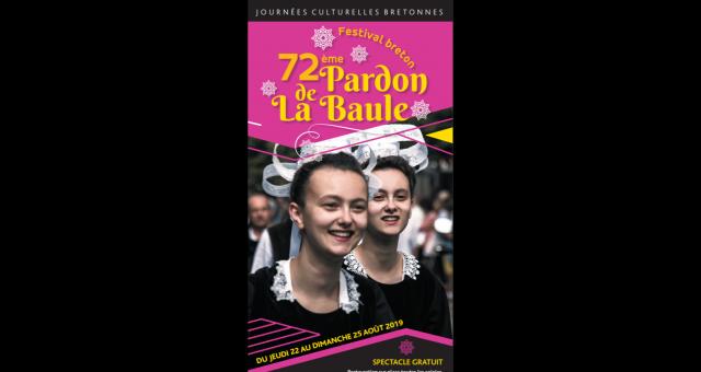 Baie de la baule Culture, Pardon de La Baule 2019