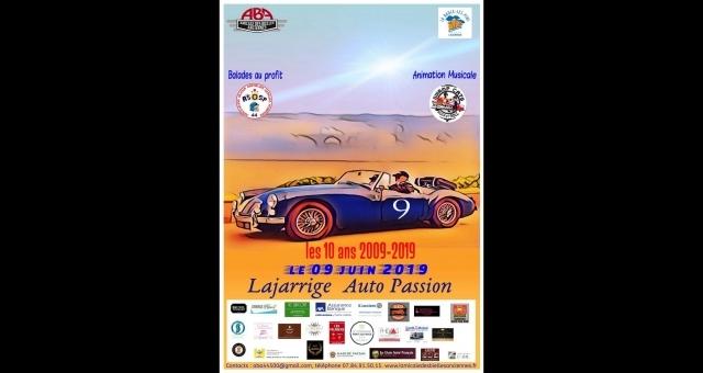 Baie de la baule Loisirs, Lajarrige Auto Passion 2019