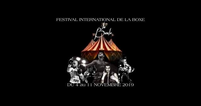 Baie de la baule Loisirs, Festival International de la Boxe