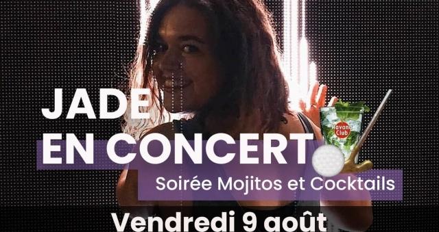 Baie de la baule Culture, Jade En Concert