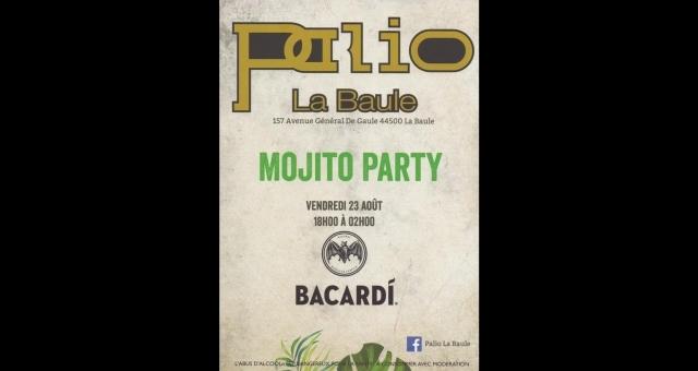 Baie de la baule Sorties, Mojito PARTY au Palio
