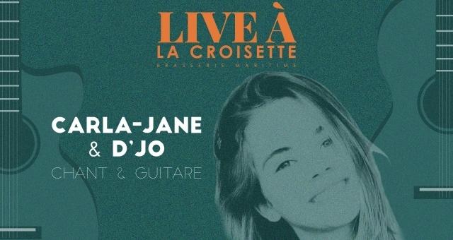 Baie de la baule Culture, Live à La Croisette   Carla-Jane & D'Jo