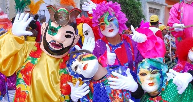 Baie de la baule Culture, Carnaval Pouliguen
