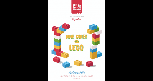 Baie de la baule Culture, EXPOSITION DE LEGO