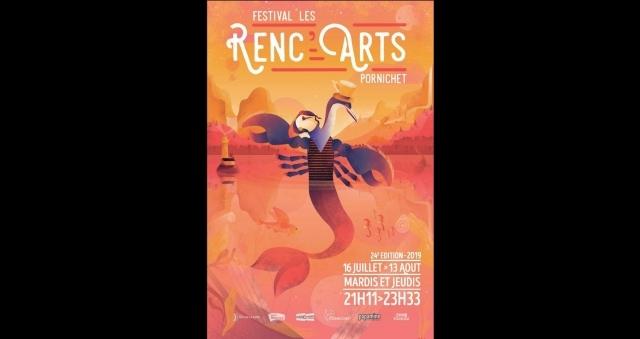 Baie de la baule Culture, LES RENC'ARTS PORNICHET