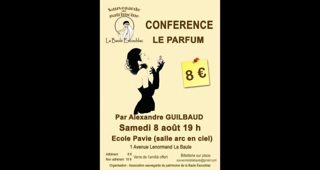 Baie de la baule Culture, les parfums