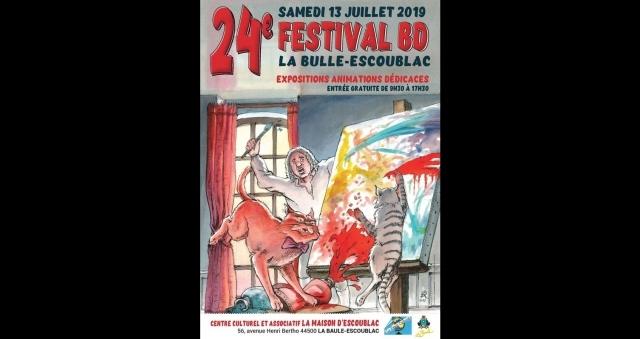Baie de la baule Culture, Festival de la BD et du dessin 2019
