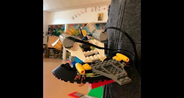 Baie de la baule Loisirs, Découverte de l'ingénierie avec les LEGO® Technic