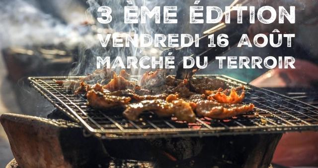 Baie de la baule Loisirs, Marché du Terroir d'Escoublac, 3e édition