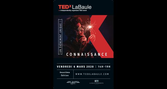 Baie de la baule Culture, 2eme TED X la Baule