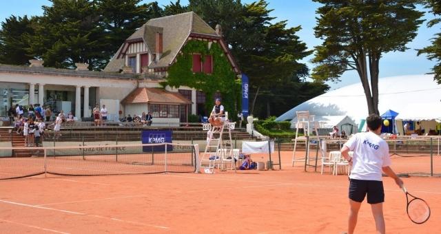 Baie de la baule Loisirs, Tournoi de tennis KPMG