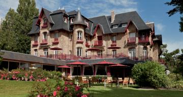 Photo annonce Le Castel Marie-Louise  et la maison Deutz - Delas - Burmester réunis  pour un dîner d'exception le vendredi 9 octobre