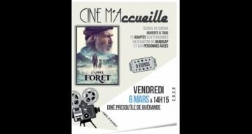 Photo annonce Ciné m'accueille : L'APPEL DE LA FORËT