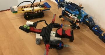 Photo annonce Découverte de la robotique avec les LEGO®