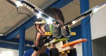 Photo annonce Découverte de l'ingénierie avec les LEGO® Technic