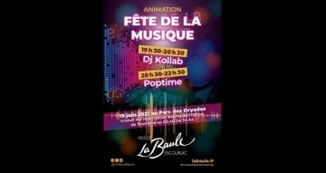 Photo annonce Fête de la musique de La Baule