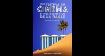 Photo annonce 7ème édition du Festival de cinéma et musique de film de La Baule