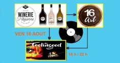 Actu Apéro WINE & MIX 100% Vinyl Winery Parisienne