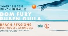 Actu Punch in Baule Beach Sessions #1