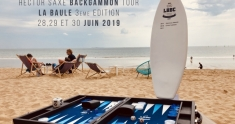 Actu Tournoi de Backgammon HSBT La Baule 2019