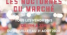 """Actu """"Les Nocturnes du Marché de la Baule"""""""