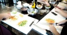 Actu L'atelier du goût - cours de cuisine