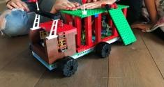 Actu Découverte scientifique par les LEGO : super stage vacances