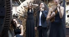Actu Concert-rencontre schubert : Quatuor voce