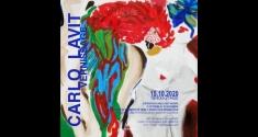 Actu Vernissage peintures - sculptures CARLO LAVIT NICORA