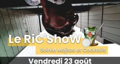Actu Le Ric'Show, Soirée Mojitos au Mini-Golf de La Baule
