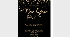 Actu MAISON PAVIE NOUVEL AN 2020