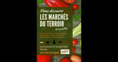 Actu Les Marchés du Terroir D'Escoublac