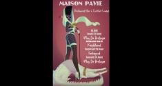 Actu WE DU 24 AOUT @ MAISON PAVIE