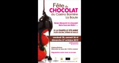 Actu La fête du chocolat 2019