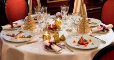 Actu Déjeuner de Noël au Castel Marie-Louise