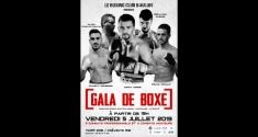 Actu Gala de boxe
