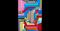 """Actu #StreetArt > Exposition solo de l'Artiste PRO176, """"Hypracubismo"""", à la Galerie Bobino-Langlais"""